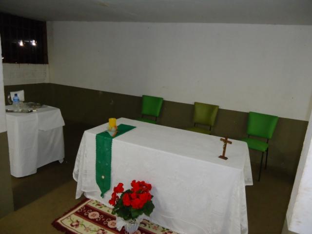 Missa na Comunidade São Leonardo Murialdo - Residêncial Martim Afonso