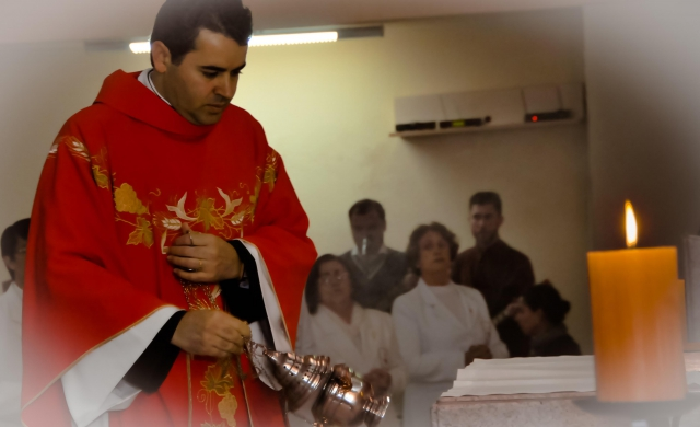 Missa - 10 ANOS DE ORDENAÇÃO SACERDOTAL DO PADRE REGINALDO