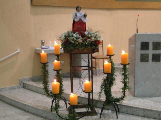 Santa Missa Solene  – Padroeiro de nossa Paróquia - com Dom Anuar Battisti