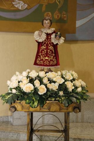 Coroação e Consagração ao Menino Jesus de Praga