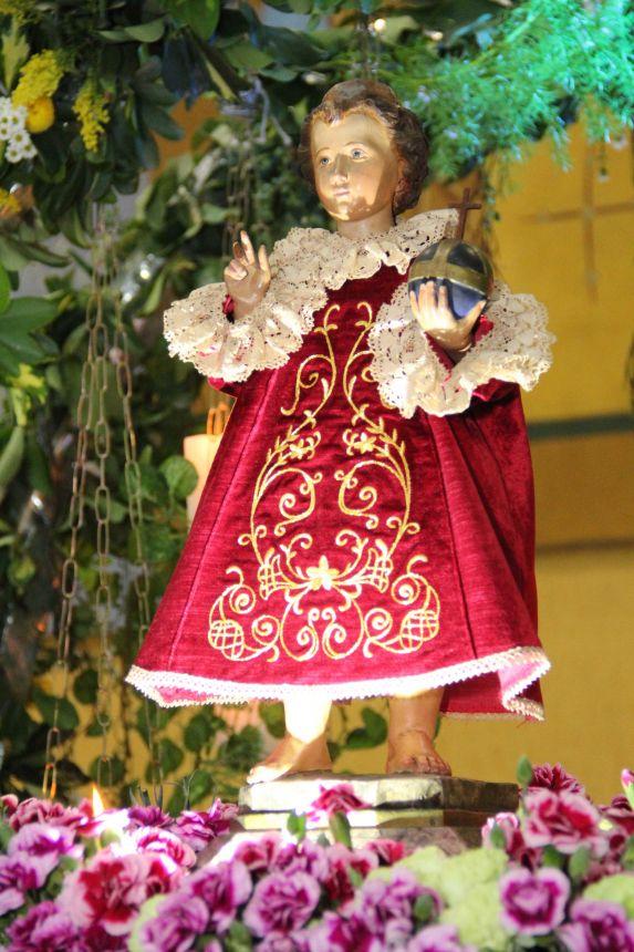 Nono dia da Novena - Missa e Coroação do Menino Jesus