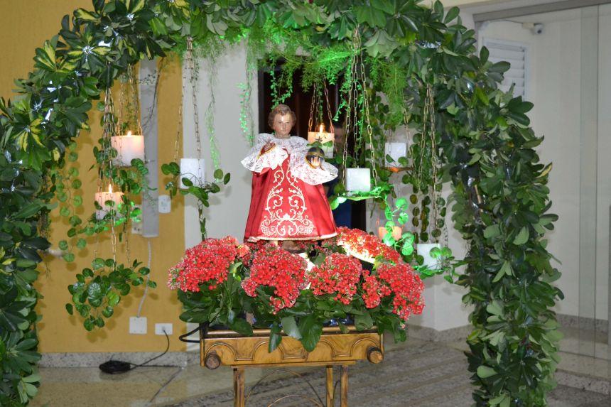 Quinto dia da Novena  - Menino Jesus de Praga e os enfermos / idosos