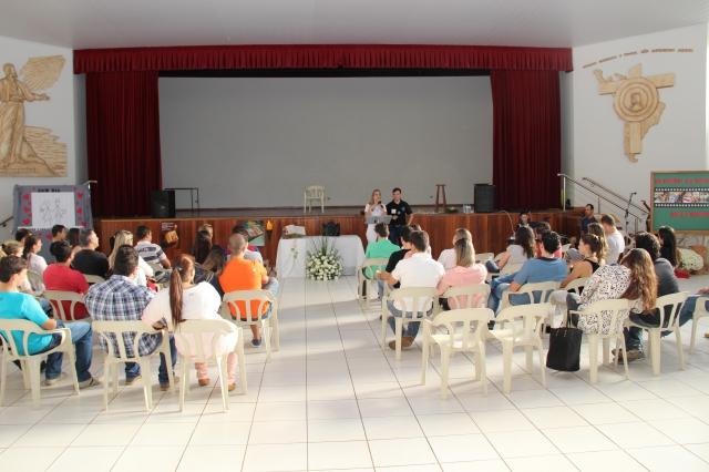 ENCONTRO DE NOIVOS - 3º Dia - 28/04/2013