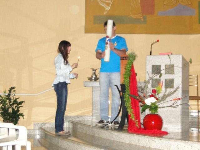 Missa de Pentecostes - 2012