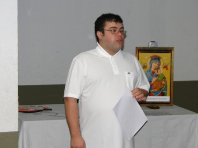 Comunidade São Leonardo Murialdo - Terço e Novena de Nossa Senhora do Perpétuo Socorro - Martim Afonso