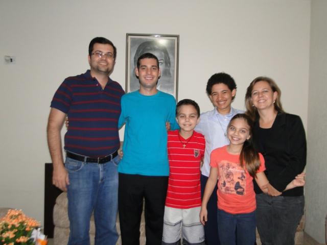 Comunidade São Leonardo Murialdo - Visitas