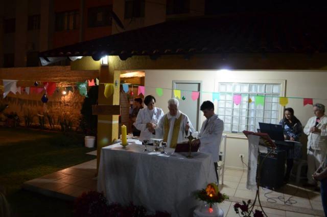 CEB São João Batista comemorou o dia de seu Padroeiro.