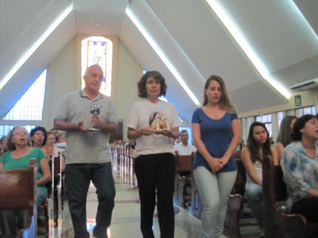 Homila Padre Nelson - Santa Missa, Sagrada família