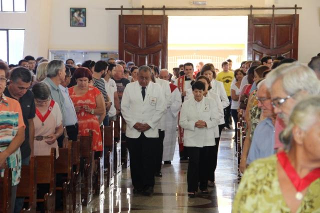 Celebração da Paixão e Adoração a Santa Cruz – 15h