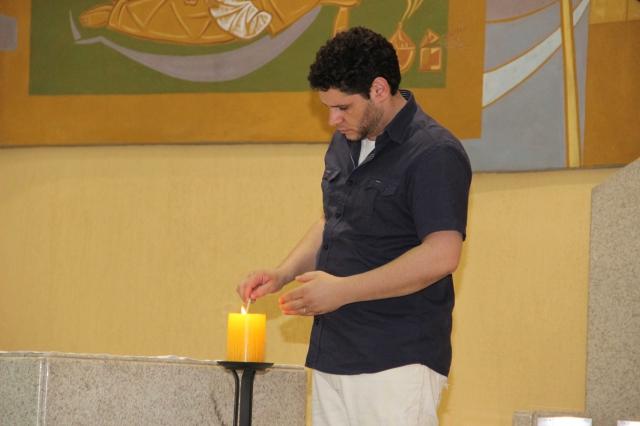 Missa de Recepção ao Pe. Gustavo