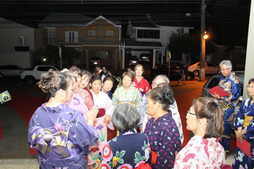 Cerimônia Ireisai e Mitiyori