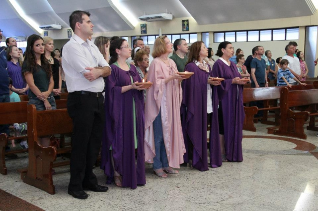 Missa do Quarto - Domingo do Advento