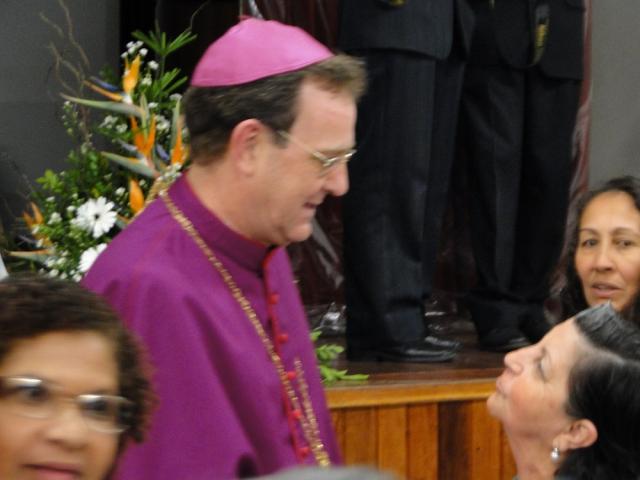 Comemoração - Odenação Presbiteral do Diácono Rodrigo Gutierrez Stabel
