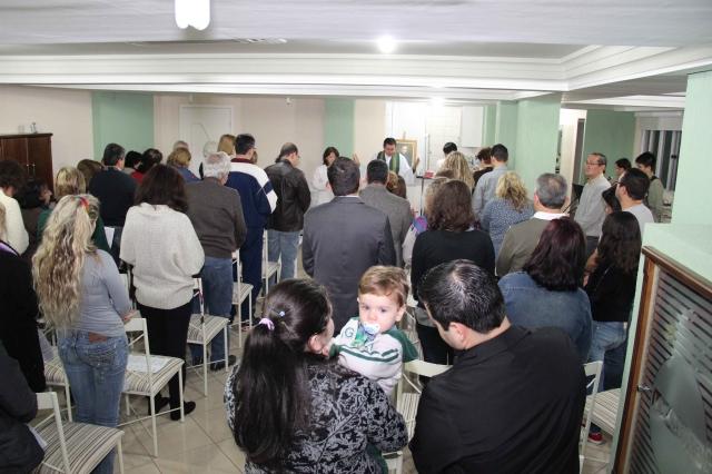 Santa Missa – Comunidade São Leonardo Murialdo –  Sta Missa