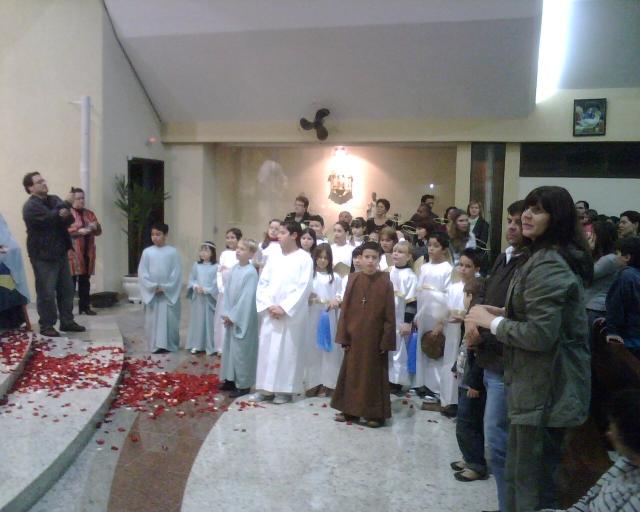 Coroação de Nossa Senhora - 2008