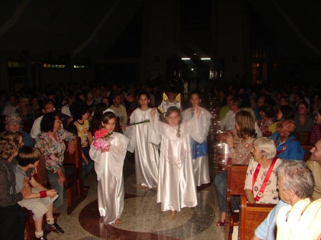 Coroação de Nossa Senhora Aparecida