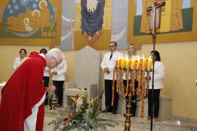 Missa de Pentecostes - 2015