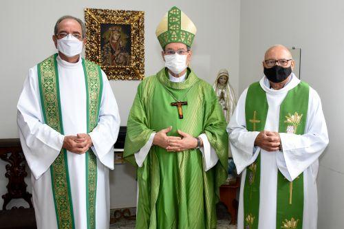 Santa Missa e Entrega da Comenda Pro Ecclesia Et Pontifice