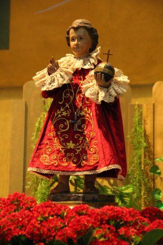 Missa Entronização Menino Jesus