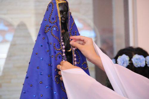 Coroação e carreata de Nossa Senhora Aparecida