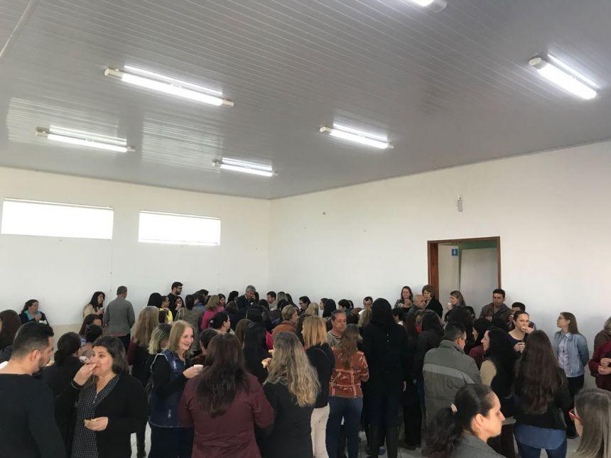 FORMAÇÃO CONTINUADA - REDE MUNICIPAL DE ENSINO