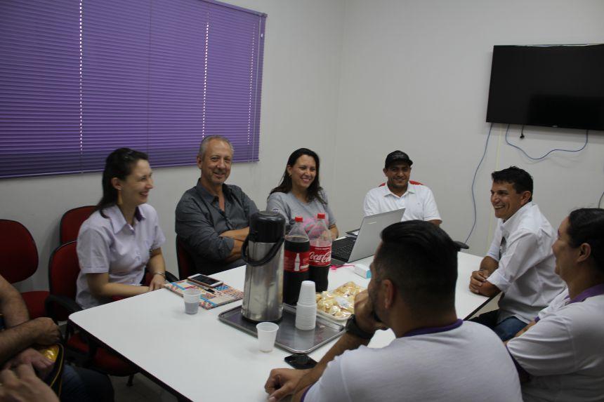 POSSE CONSELHO MUNICIPAL DE ALIMENTAÇÃO ESCOLAR 2018/2022