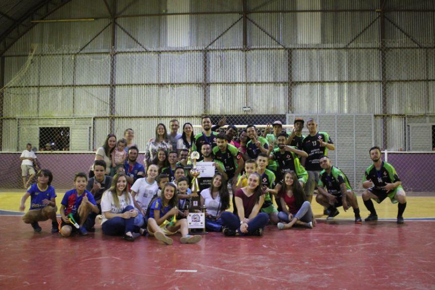 FINAL DA COPA REGIONAL DE FUTSAL