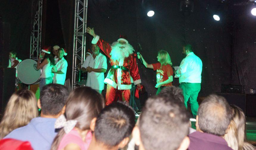 Começa Natal Luz 2016