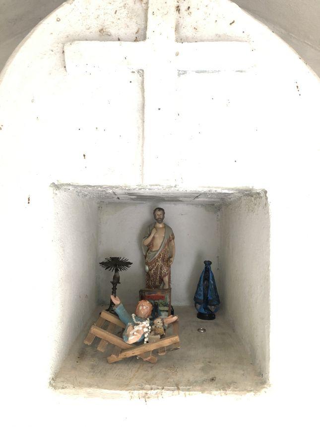 Monge São João Maria em Ortigueira