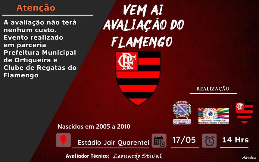 Avalição técnica do Clube Regatas Flamengo
