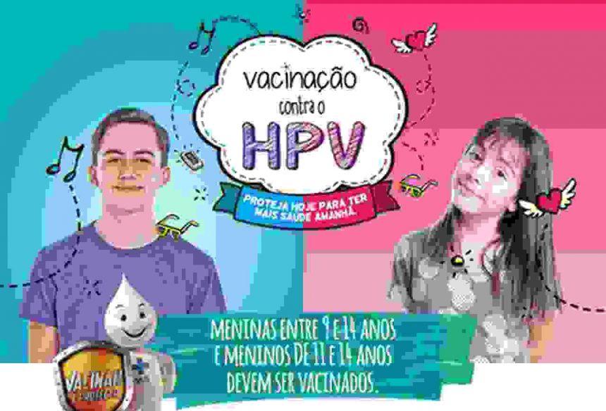 Vacinas HPV e a MENINGITE já disponíveis !