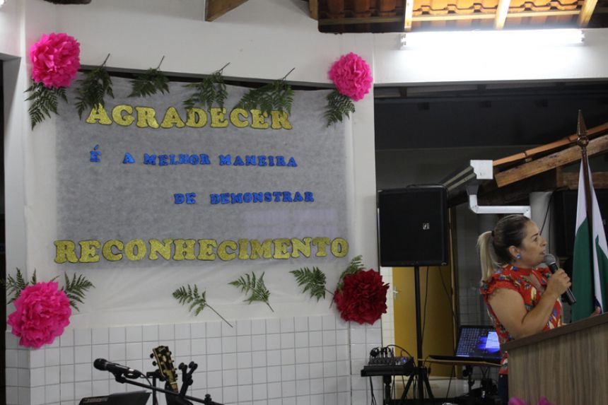 INAUGURAÇÃO ESCOLA PROF. MERCIMEIRE TEODORO DE OLIVEIRA - JARDIM BELA VISTA