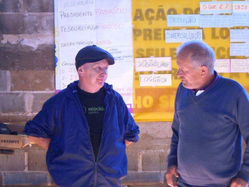 Ortigueira regulariza cooperativa de catadores para participar do Eco cidadão.