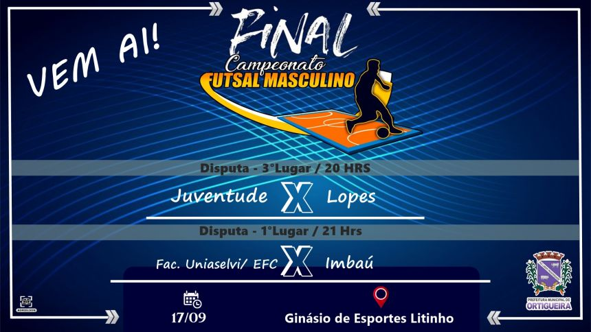 Final da Copa Regional de Futsal de Ortigueira