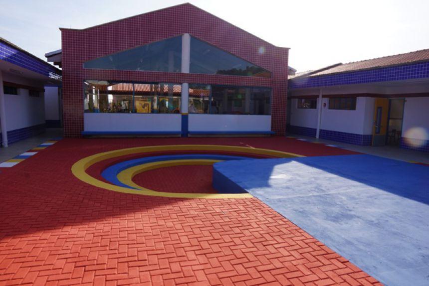 Inaugurada creche da Avenida Farroupilha