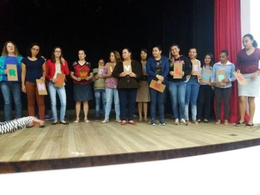 FORMAÇÃO PARA DOCENTES DE EDUCAÇÃO INFANTIL