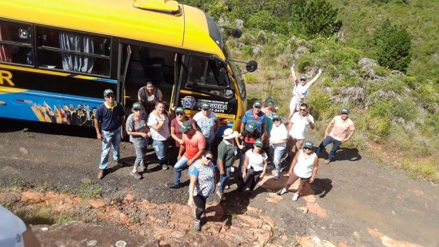1º turma de Turismo Rural de Ortigueira