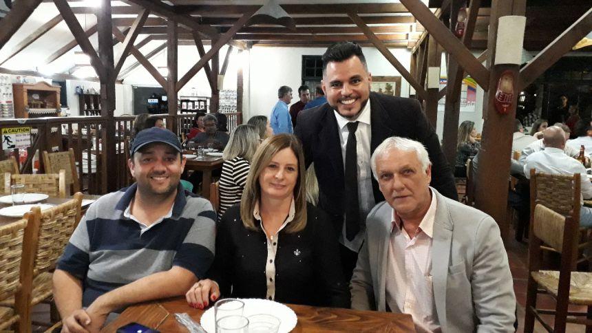 LANÇAMENTO DO LIVRO SABORES DOS CAMPOS GERAIS