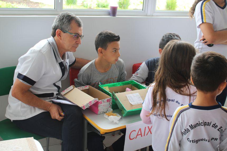 FEIRA JEPP ESCOLA MUNICIPAL DR. GETÚLIO VARGAS