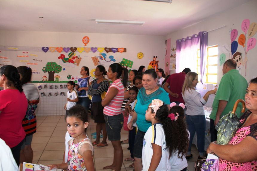 ENCERRAMENTO PROJETO MAIS EDUCAÇÃO EM ANTONIO FERREIRA RUPPEL