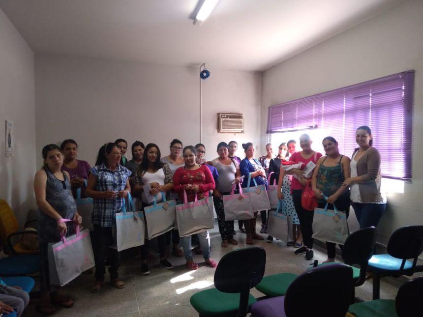 CCR RodoNorte do Programa Parto Humanizado