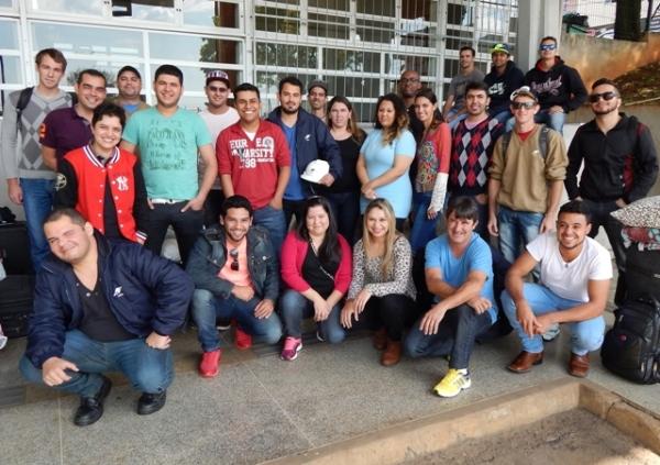 Klabin contrata 144 jovens formados pelo Curso de Celulose e Papel