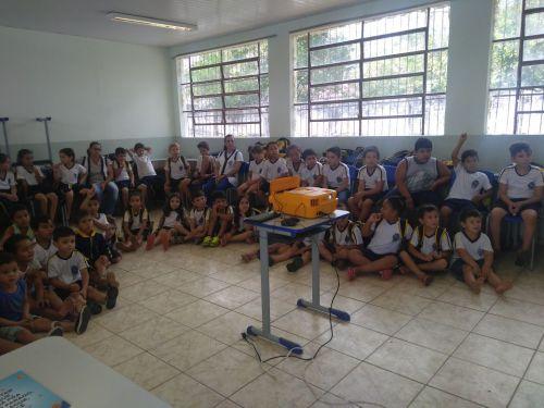 EMC Prof. Elias Abraão - Natingui