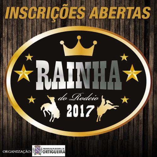 RAINHA DO RODEIO 2017