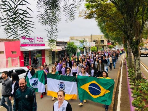 Momento Cívico em Ortigueira 2019