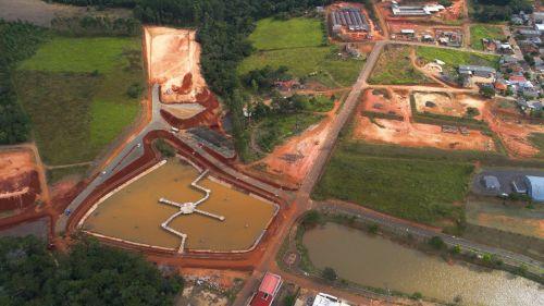 Vídeo revela etapas da ampliação do Lago Municipal
