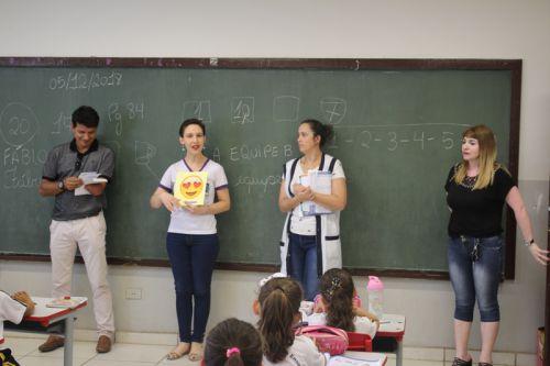 TESTE DE ACEITABILIDADE DO PROGRAMA NACIONAL DE ALIMENTAÇÃO ESCOLAR (PNAE)