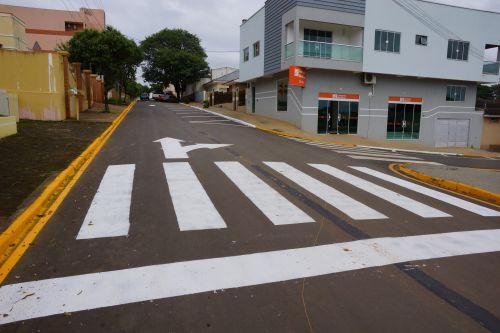 Rua Goiás agora tem tráfego em sentido único