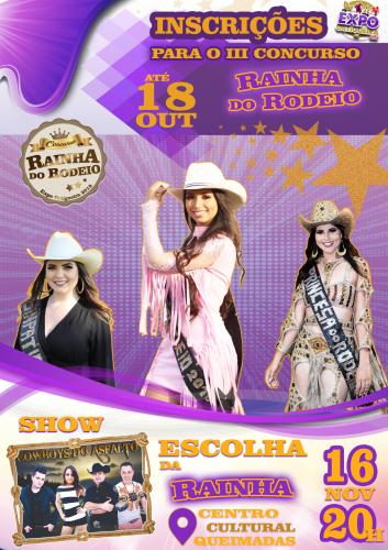 Rainha Do Rodeio