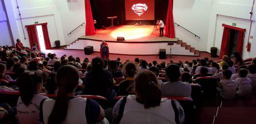 Palestra Show Contra a Exploração Sexual de Crianças e Adolescentes